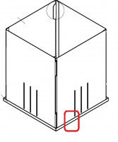 Bodenplatte Feuerkorb Rost LOKI - SM9000000004