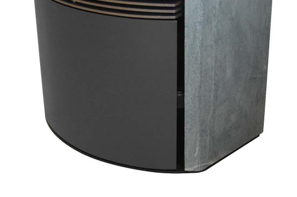 Holzfachtür 360° drehbar schwarz TermaTech TT20 Modelle
