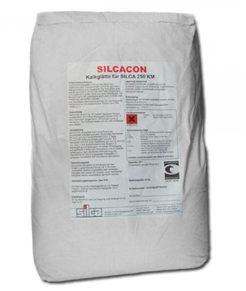 Kalkglätte Silcacon für Silca Wärmedämmplatten, 30 kg
