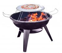 Feuerschale ITALIA mit Pizzastein Aufsatz - SM110897