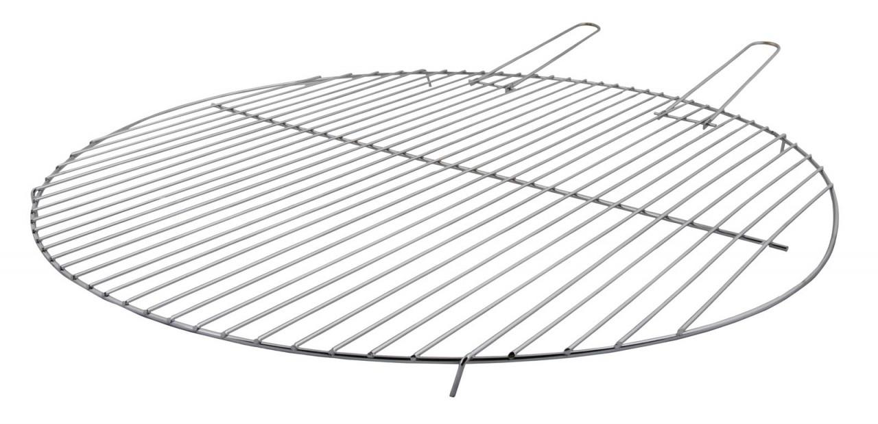 Esschert Design Grillrost Carbonstahl Esschert, Ø 62 x 2,3 cm