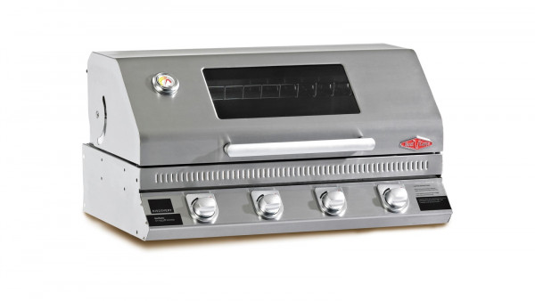 Gasgrill BeefEater Discovery 1100 S, Einbau