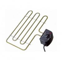 Peetz regelbare Elektroheizung 2300 W - SM90075