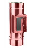 Prüföffnung Hochtemperatur doppelwandig verkupfert - eka complex D 25 - SM3250113PH