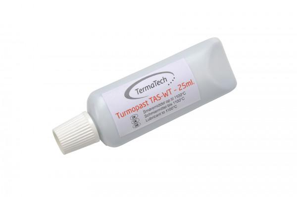 Schmierfett hitzebeständig, 25 ml, anthrazit