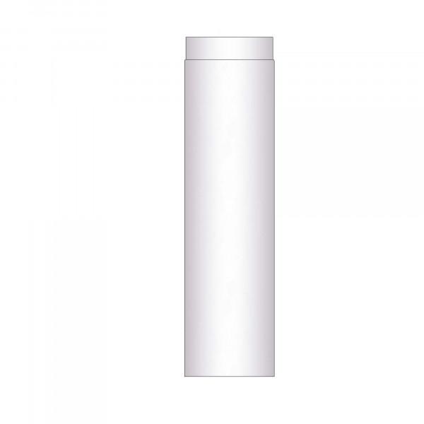 Rauchrohr Stahl 1000 mm unlackiert