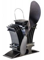 Kaminofen Ventilator Ecofan 806 CAXBX, schwarz-schwarz - SM806CAXBX