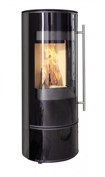 Kaminofen Olsberg TIPAS Compact III RLU Glasfront schwarz, 4 kW