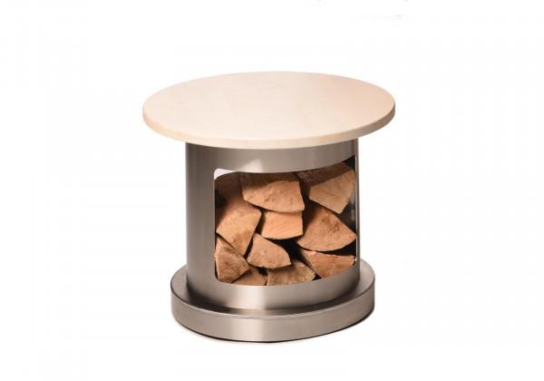 Beistelltisch Firestar OPEN-FIRE BBQ