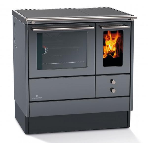 Holzherd Lohberger VARIOLINE CLASSIC LC 80, 7 kW