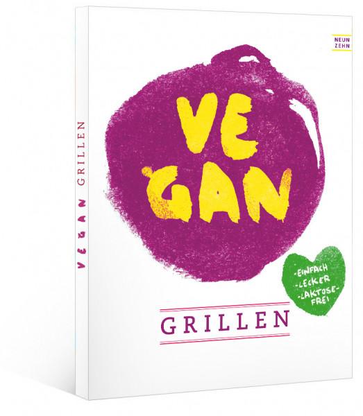 Vegan grillen einfach - lecker - laktosefrei, Taschenbuch