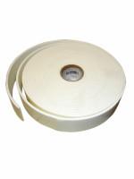Hochtemperatur Papier Silcawool 120 selbstklebend, 1000 x 50 x 5 mm - SM29.1901
