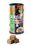 Kaminanzünder Holz Wachs, Dose 40 Würfel - SM90040