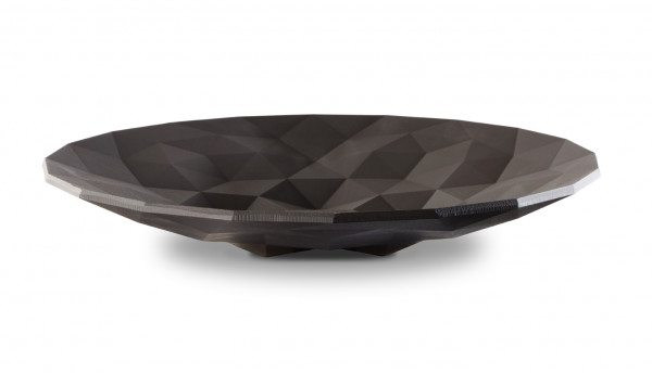 Feuerschale Guss Ø 50 cm, schwarz