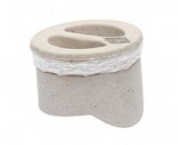 Keramik Modul Speicher 300 Putzdeckel 2 seitlich, Ø 115 mm - SM1603032