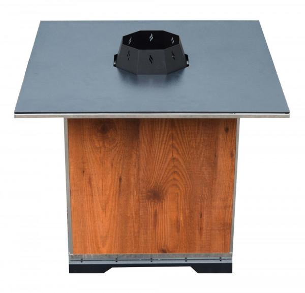 Tischplatte Pelmondo CUBE 90 x 90 cm