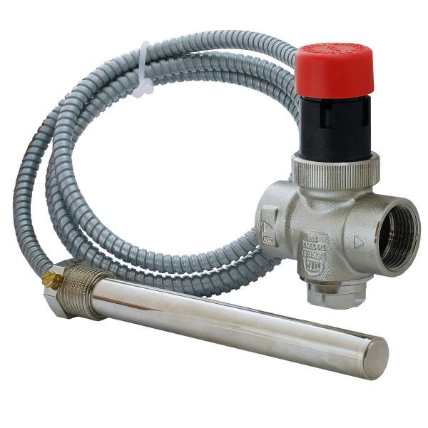 Thermische Ablaufsicherung ESBE VST 112, Innengewinde