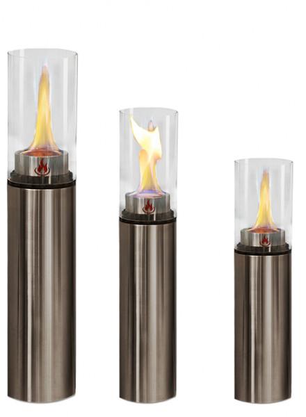 Bio Ethanol Lampe ebios-fire LA VELA MIDI