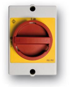 Wartungsschalter 4-polig