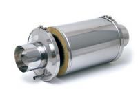 Absorptions- Abgasschalldämpfer AGM, Edelstahl - SM2000543