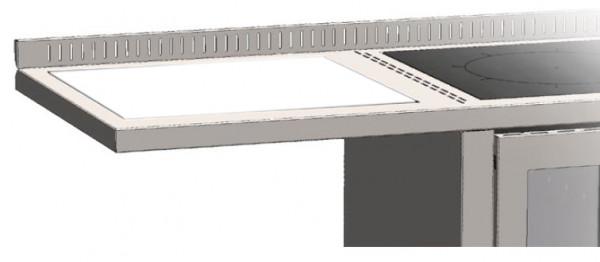 Herdkranzverlängerung 600 mm Holzherd Tyrola TRA