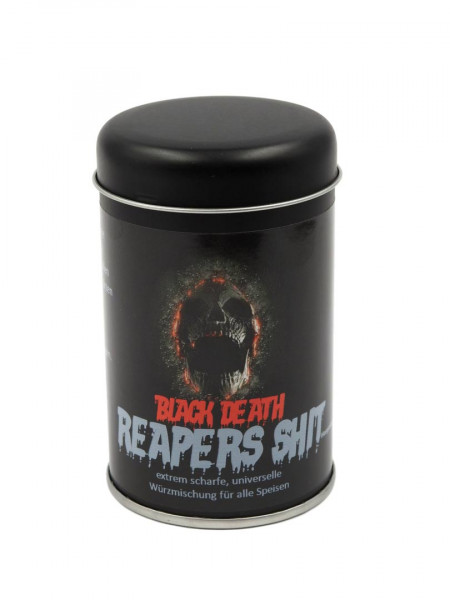 Black Death REAPERS SHIT 100 g Streuer