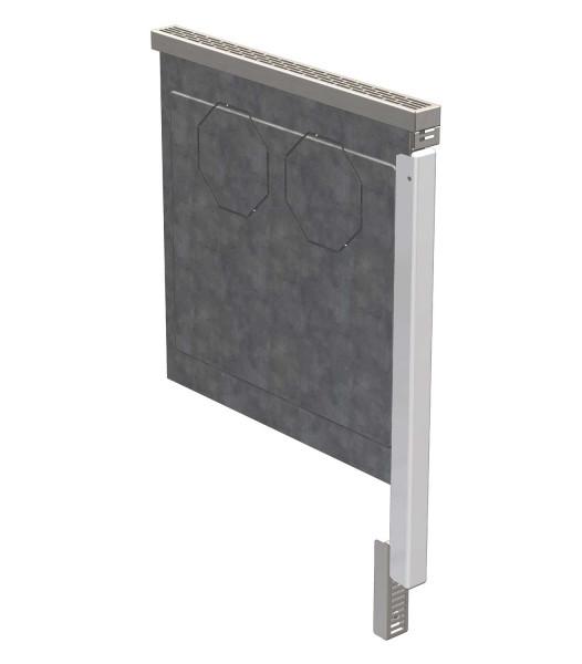Brandschutzeinheit Lohberger REGA, LHS, ZEH Holzherde, 5 cm Stärke