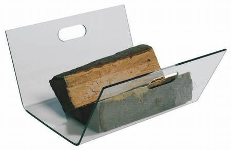 Holzkorb Glas Lienbacher