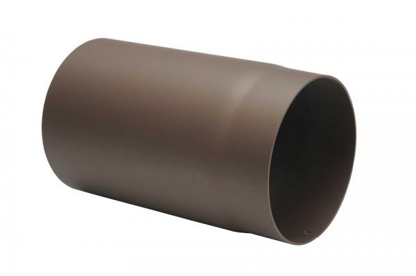 Rauchrohr Stahl 250 mm Ø 150 mm braun