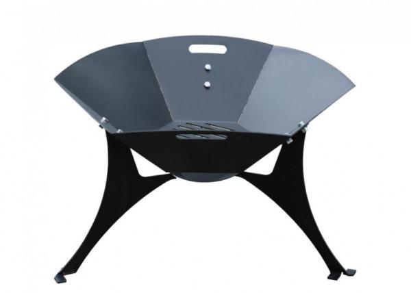 Feuerschale Stahlblech Lienbacher, schwarz beschichtet