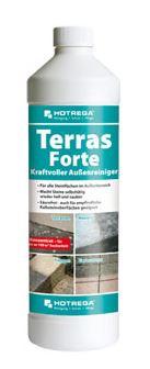 Terras Forte - Kraftvoller Außenreiniger, 1 Liter