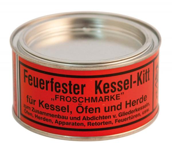 Feuerfester Ofenkitt Froschmarke, 1 kg