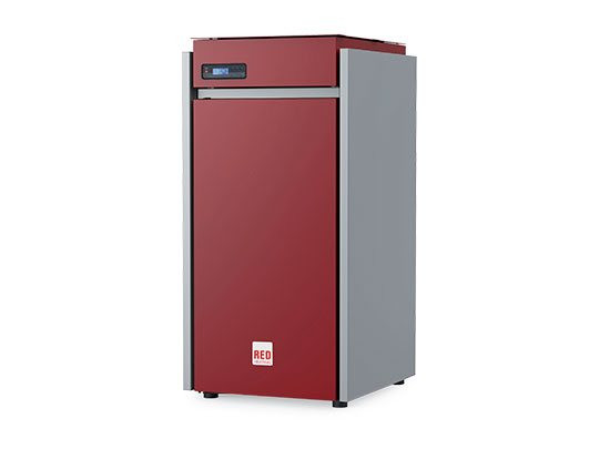 RED Pelletkessel SELECTA 25, 25 kW