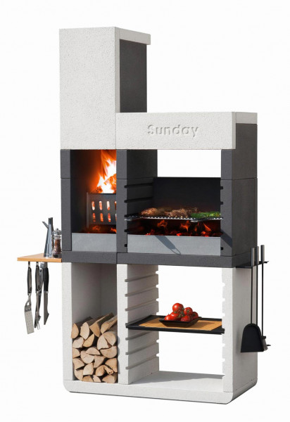Grillkamin Sunday® ONE TOWER