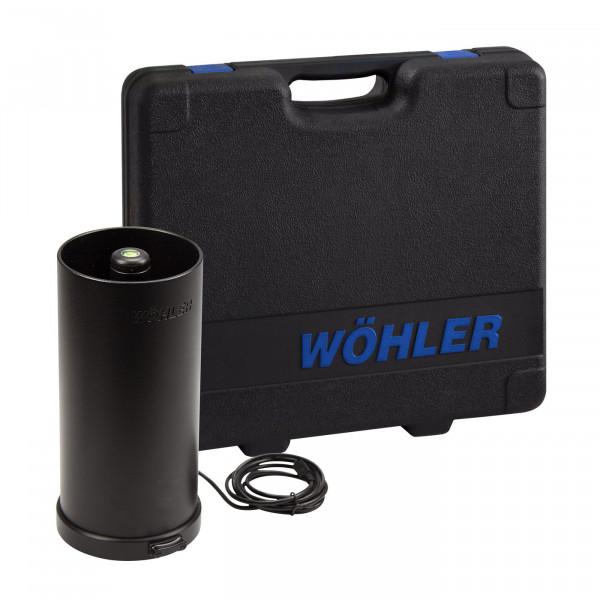 Holzfeuchtemessgerät Wöhler FW 550 Feuchtewaage Schüttgüter