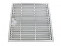 Deckengitter für Revisionstür 45 x  45 cm weiß - SMDG4545w