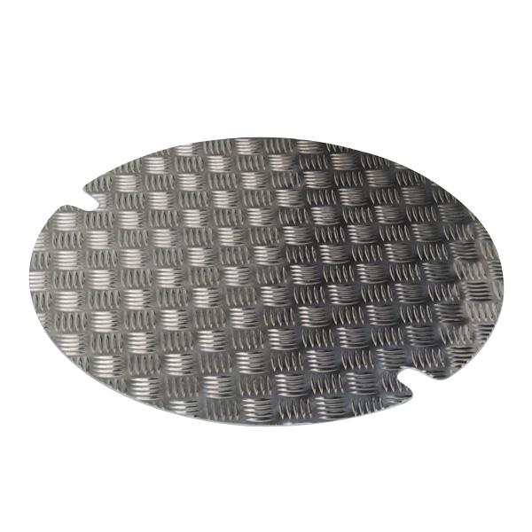Einlegeboden Aluminium Riffelblech Grillkamin Girse
