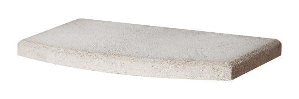 Tischplatte Beistelltisch Grillkamin, 69 x 42 x 5 cm