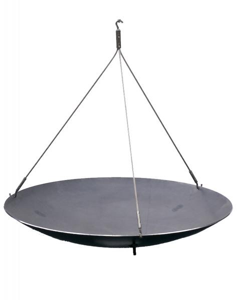 Nielsen Wok, Ø 60 cm, für 800 Serie, unbehandelter Stahl